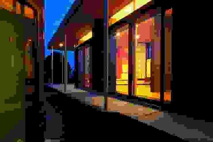 KBGN 国分ののびやかな平屋の家 モダンな 家 の 太田則宏建築事務所 モダン