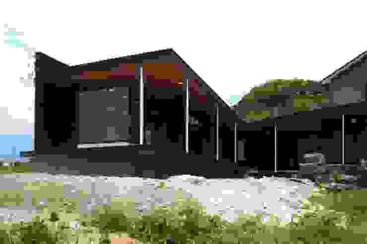 太田則宏建築事務所 Casas modernas