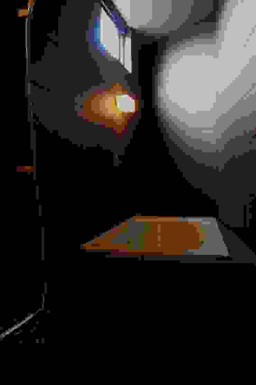KBGN 国分ののびやかな平屋の家 モダンスタイルの お風呂 の 太田則宏建築事務所 モダン