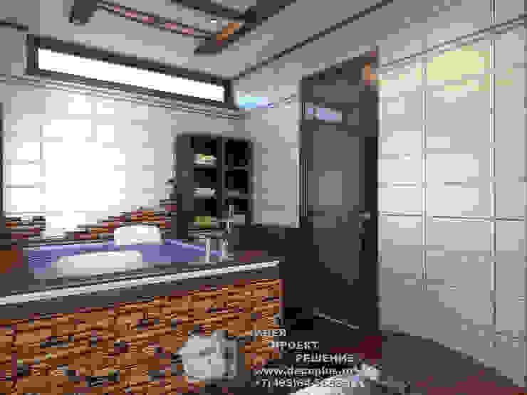 Мини-бассейн в домашнем спа Спа в классическом стиле от Бюро домашних интерьеров Классический