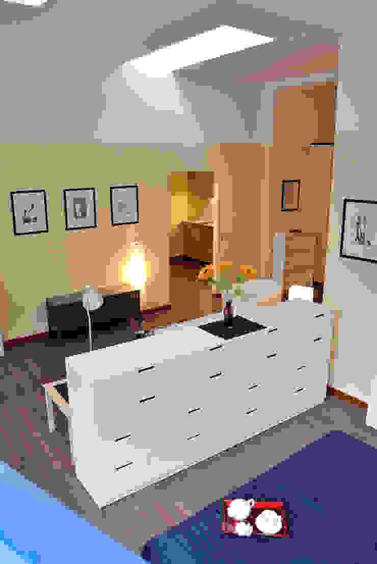 Valtorta srl Modern style bedroom