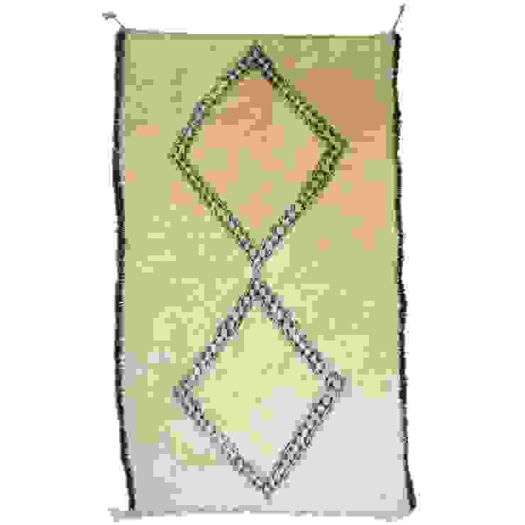 Beni Ourain Nomaden Teppich aus Marokko: modern  von homify,Modern