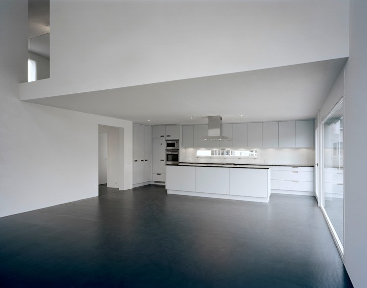 Moderne keukens van mischa badertscher architekten ag Modern