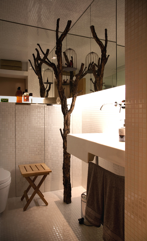 Closet House Casas de banho modernas por Consexto Moderno