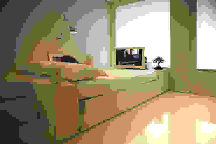 臥室 by Consexto,