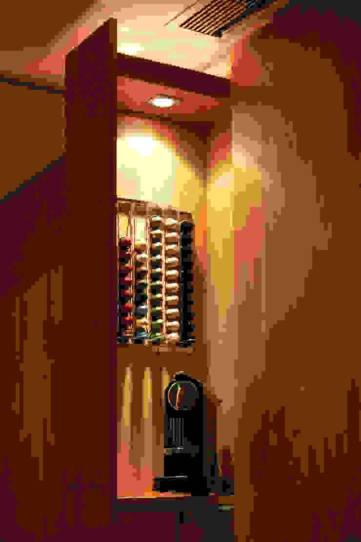 Closet House Salas de estar modernas por Consexto Moderno