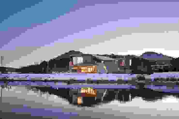Guesthouse Rivendell KWAK, HEESOO [IDMM Architects] 모던스타일 주택