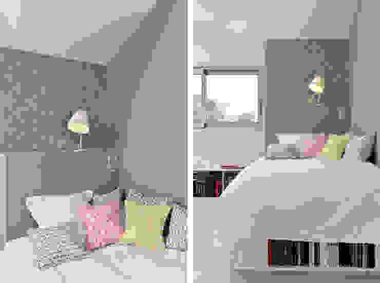 Modern Bedroom by Marion Lanoë Architecte d'Intérieur Modern