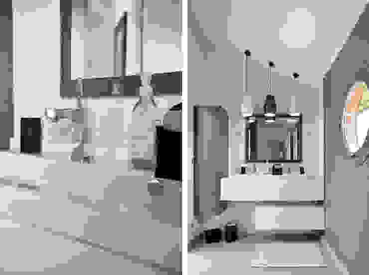 Marion Lanoë Moderne Badezimmer