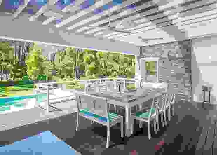 Jardin de style  par Estudio Sespede Arquitectos, Moderne