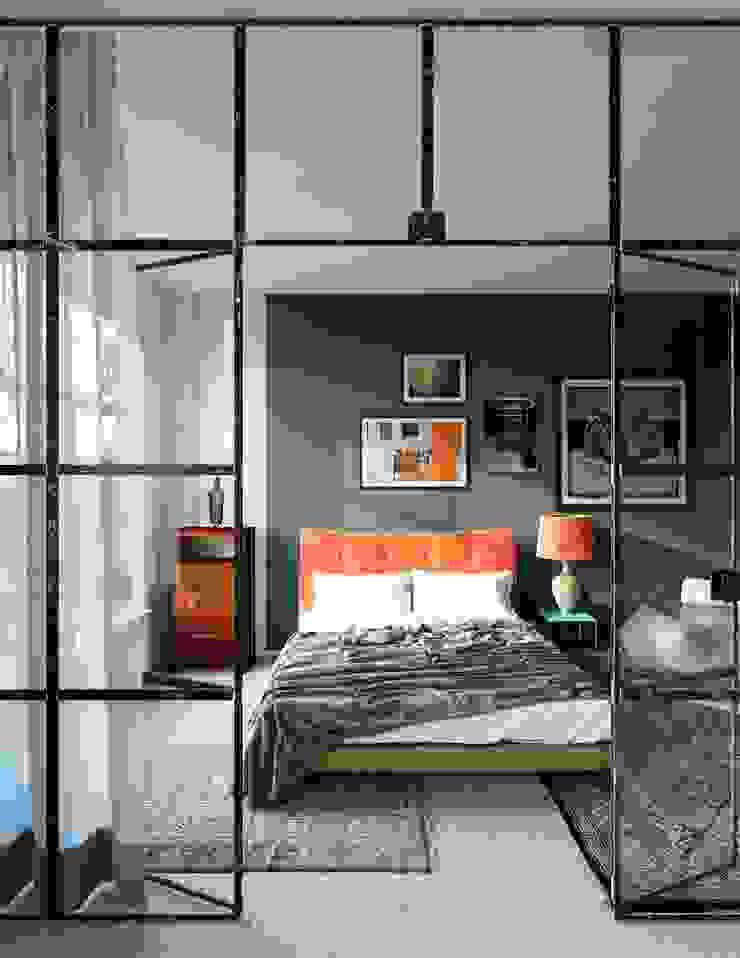 Scandinavian style bedroom by Artur Akopov Scandinavian