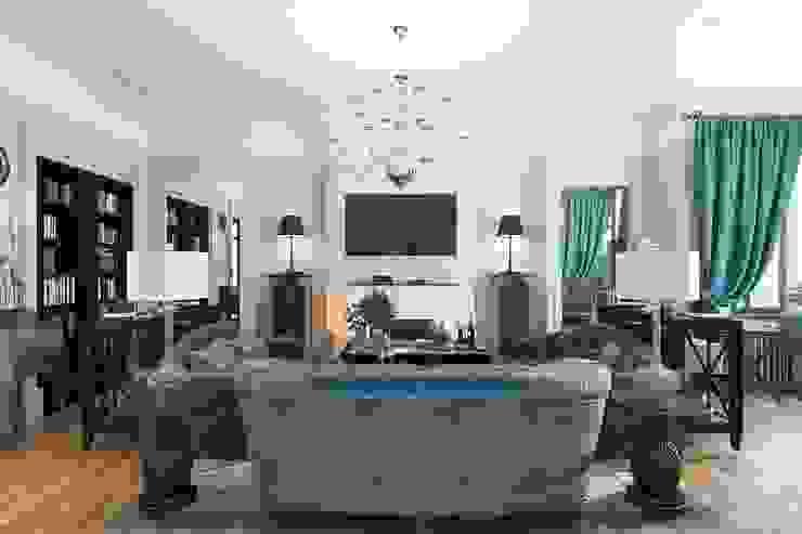 Living room by Александра Клямурис,