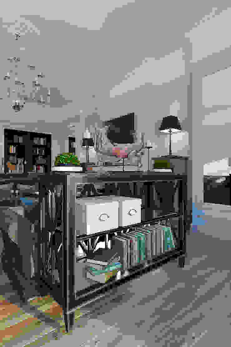 Ильинка Столовая комната в классическом стиле от Александра Клямурис Классический
