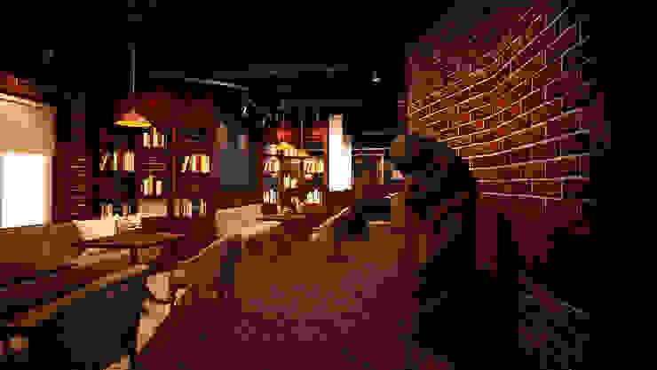 Арт-бар, г. Санкт-Петербург от EM design Классический