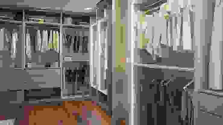 White Timeless por Spaceroom - Interior Design Minimalista