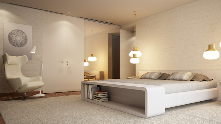 minimalist  by Spaceroom - Interior Design, Minimalist