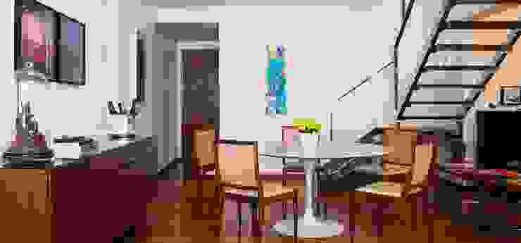 Sala de Jantar Salas de jantar modernas por Escritório de Arquitetura e Interiores Janete Chaoui Moderno