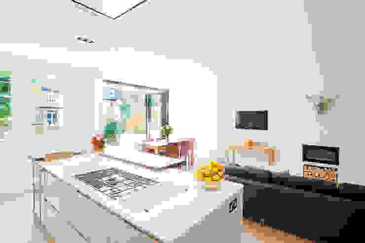 Streatham, SW2 Modern kitchen by Build Team Modern