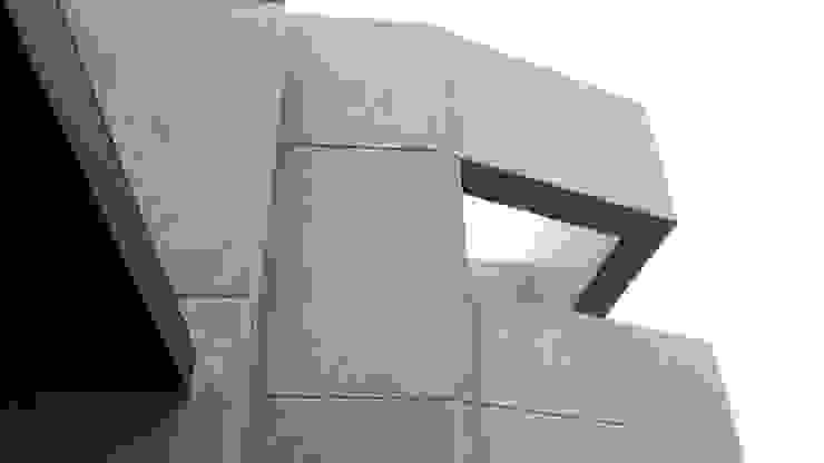 Moderne Wände & Böden von de Jauregui Salas arquitectos Modern