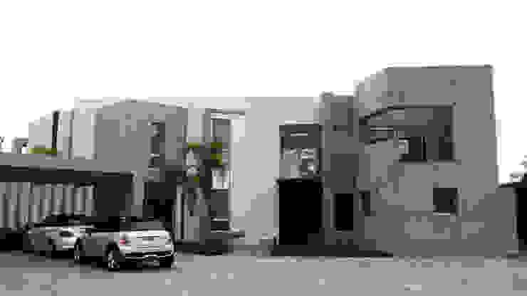 Moderne Häuser von de Jauregui Salas arquitectos Modern