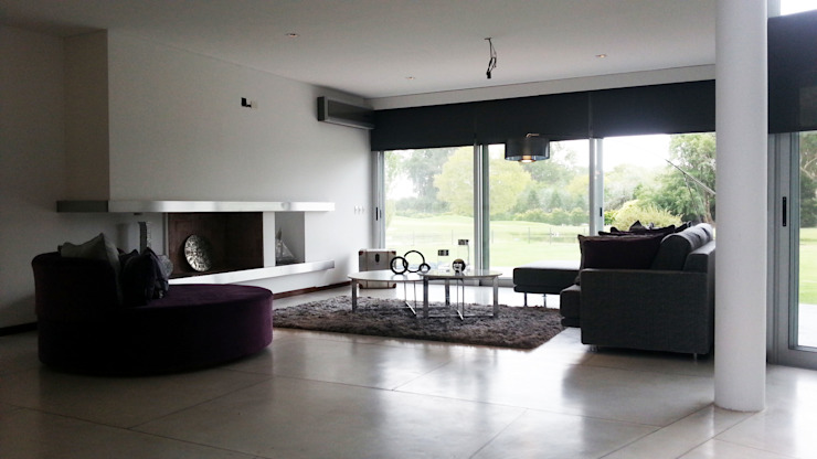 Moderne Arbeitszimmer von de Jauregui Salas arquitectos Modern