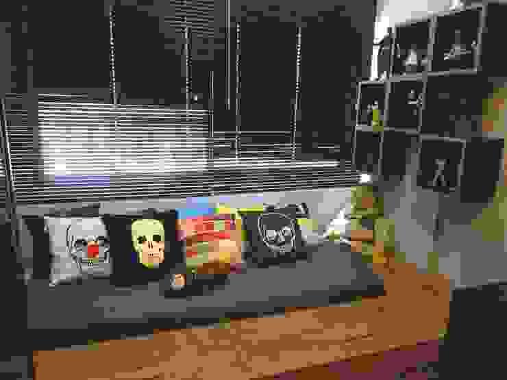 Dormitorios de estilo  por DIÂMETRO INTERIOR DESIGN, Moderno