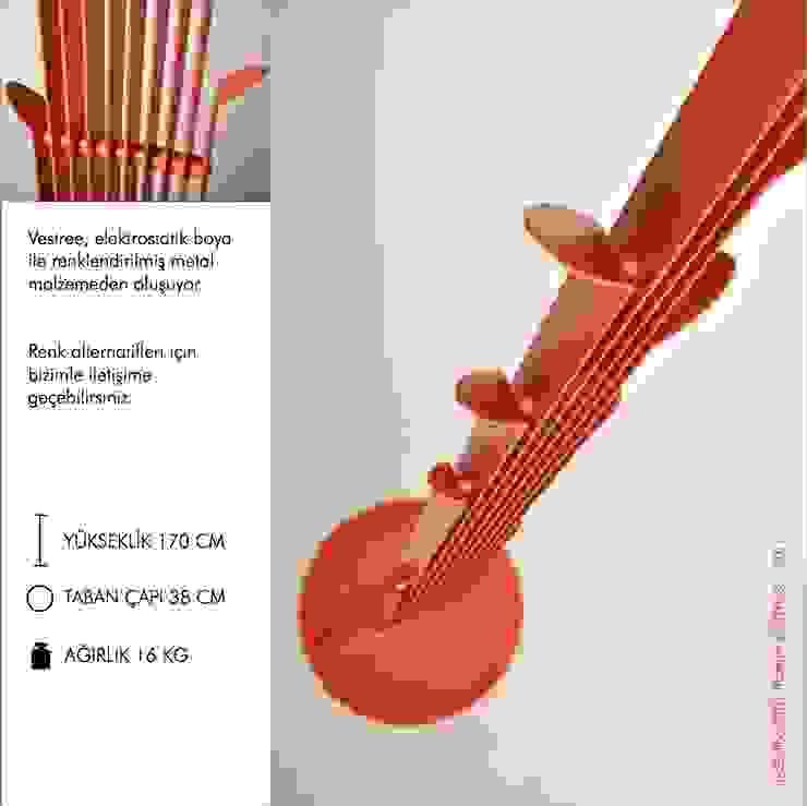 VESTREE Yasemin Artut DESIGN STUDIO Paisajismo de interiores