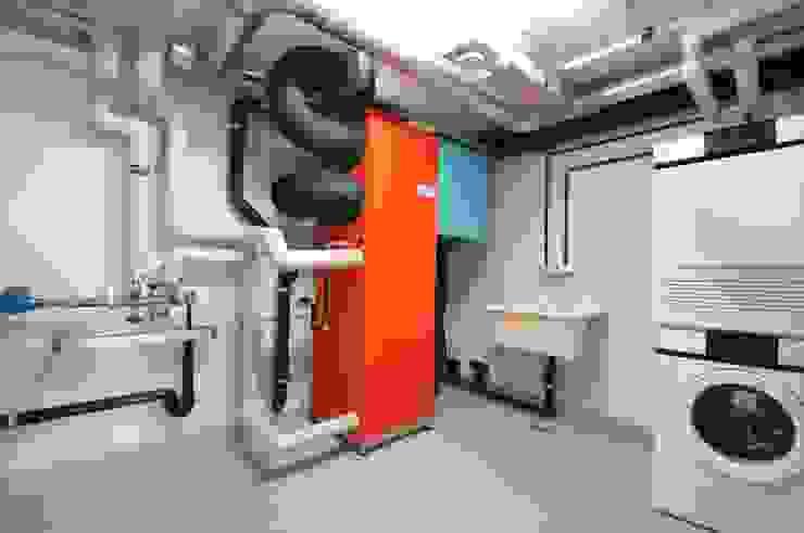 Haustechnik Moderne Häuser von Honegger Architekt AG Modern