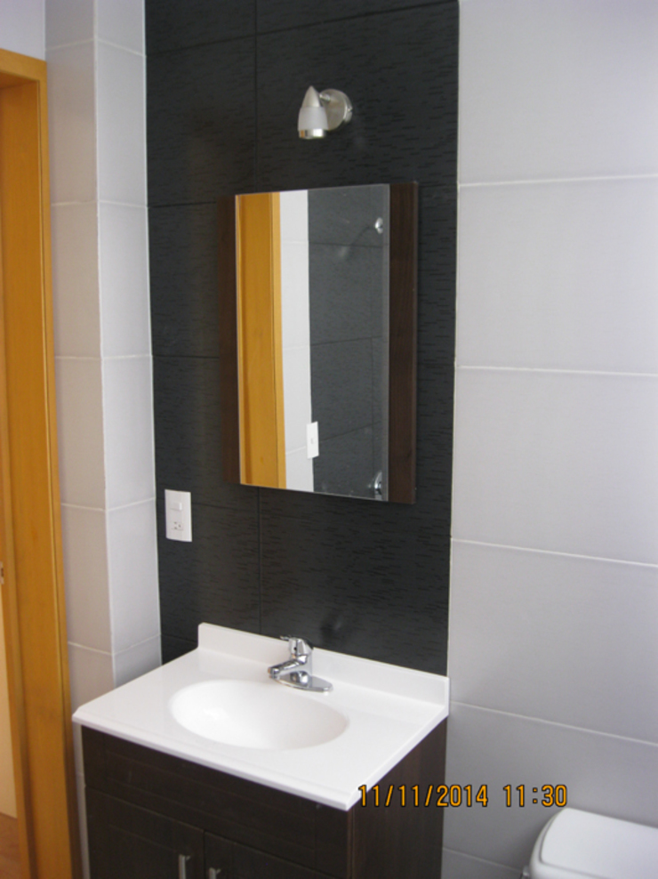Lavabo Baños modernos de Fixing Moderno