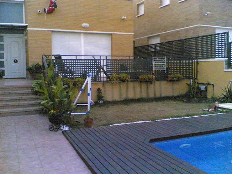 CIERRES METALICOS AVILA, S.L. Modern Garden