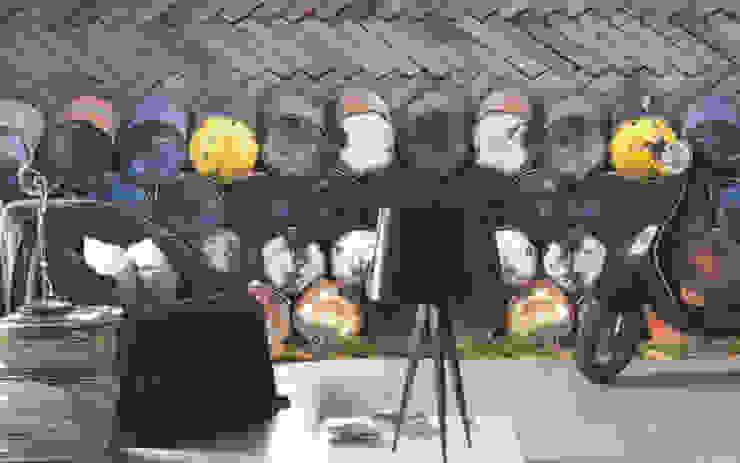 Creativespace Sartoria Murale Paredes y suelosPapeles pintados