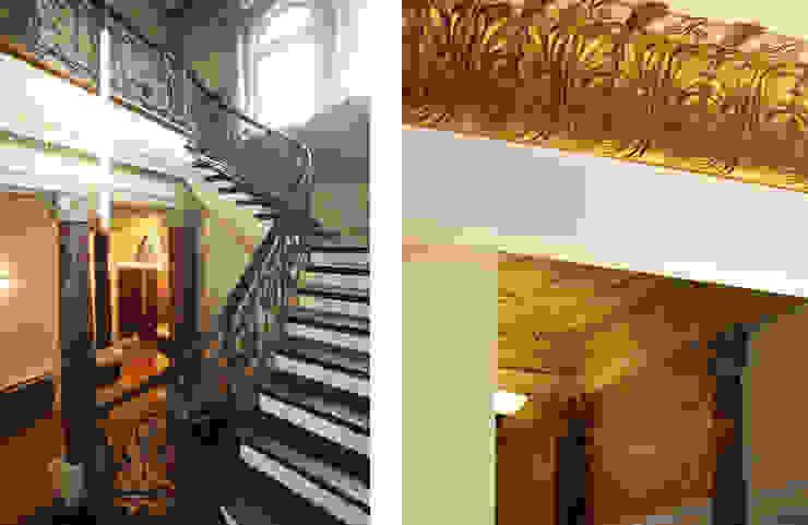 Klassieke gangen, hallen & trappenhuizen van Andreas Edye Architekten Klassiek