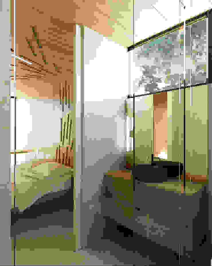 Country style bathroom by Estudio de Arquitectura Teresa Sapey Country