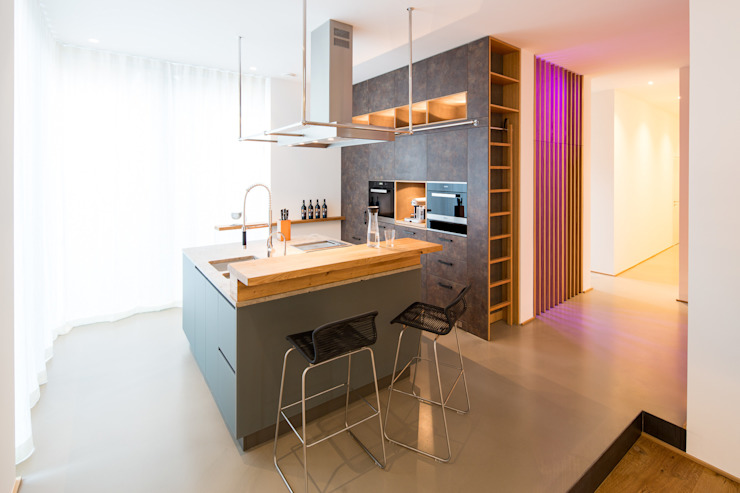 Kitchen by schulz.rooms, Modern