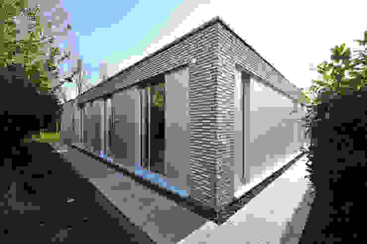Das Atriumhaus Moderne Häuser von Architekten Spiekermann Modern