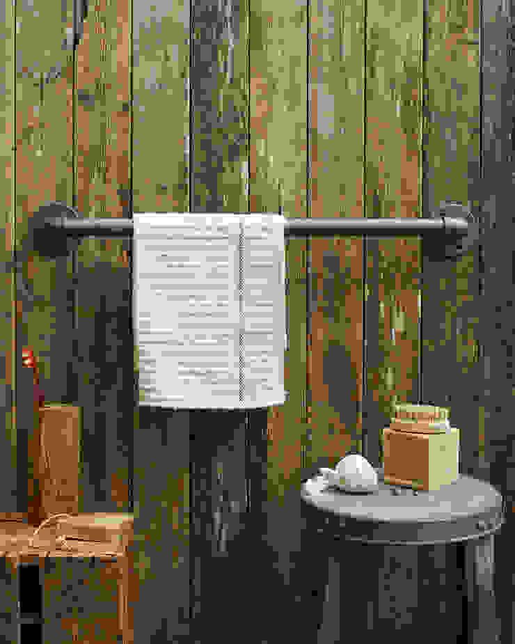 Recycled industrial towel rail [Standard] brush64 Ev İçiEv Aletleri