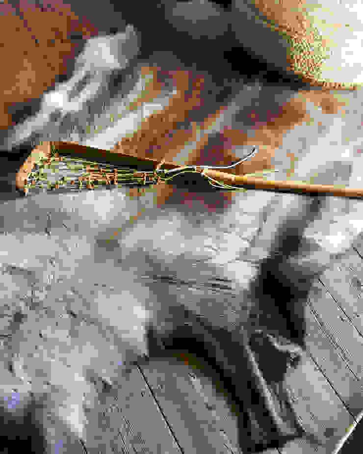Large finest quality reindeer hide brush64 Oturma OdasıAksesuarlar & Dekorasyon