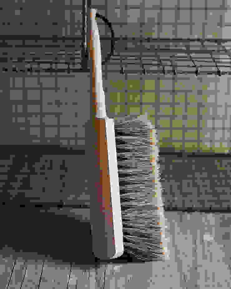 Beechwood split horse hair soft brush brush64 Ev İçiEv Aletleri