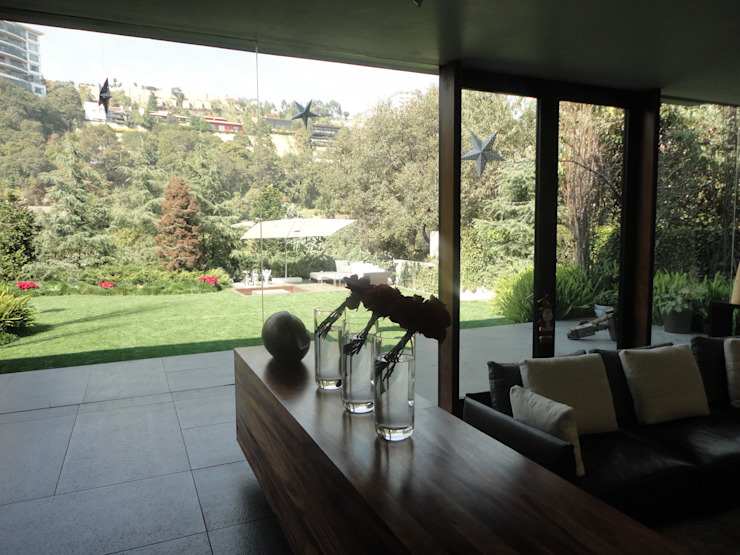 JARDÍN RESIDENCIA Jardines minimalistas de PAISAJE MEXICANO Minimalista