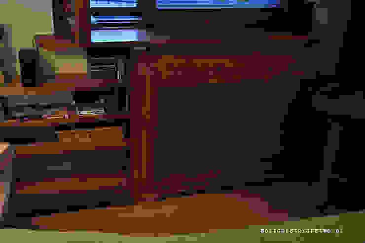 Szafki drewniane i krycia kaloryfera od Zakład Stolarski Robert Latawiec Klasyczny