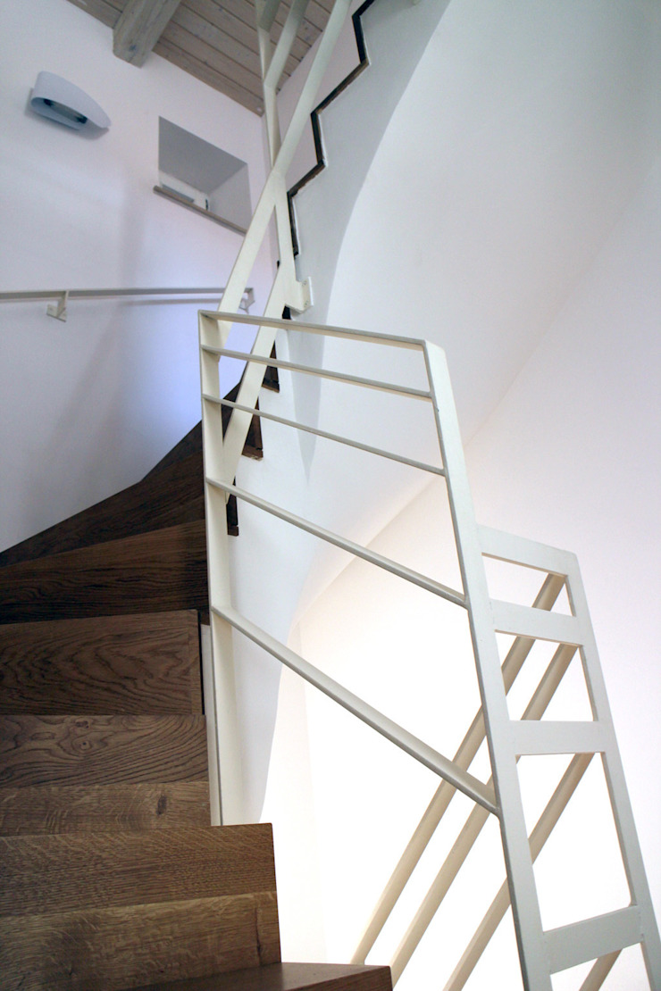 stairs from below drawing agency ltd