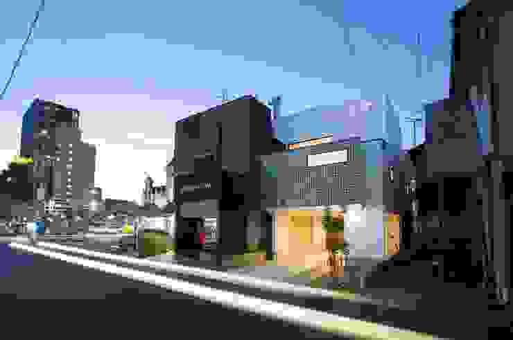 TKGA 照国町の光を取り込む家 モダンな 家 の 太田則宏建築事務所 モダン