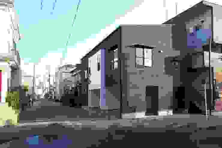 MSGS 真砂のコンパクトな家 モダンな 家 の 太田則宏建築事務所 モダン