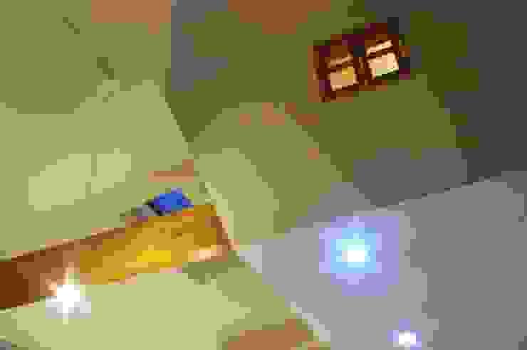 MSGS 真砂のコンパクトな家 モダンデザインの リビング の 太田則宏建築事務所 モダン