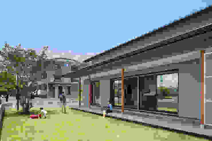 菊陽の家 モダンな 家 の アートレ建築空間 一級建築士事務所 モダン