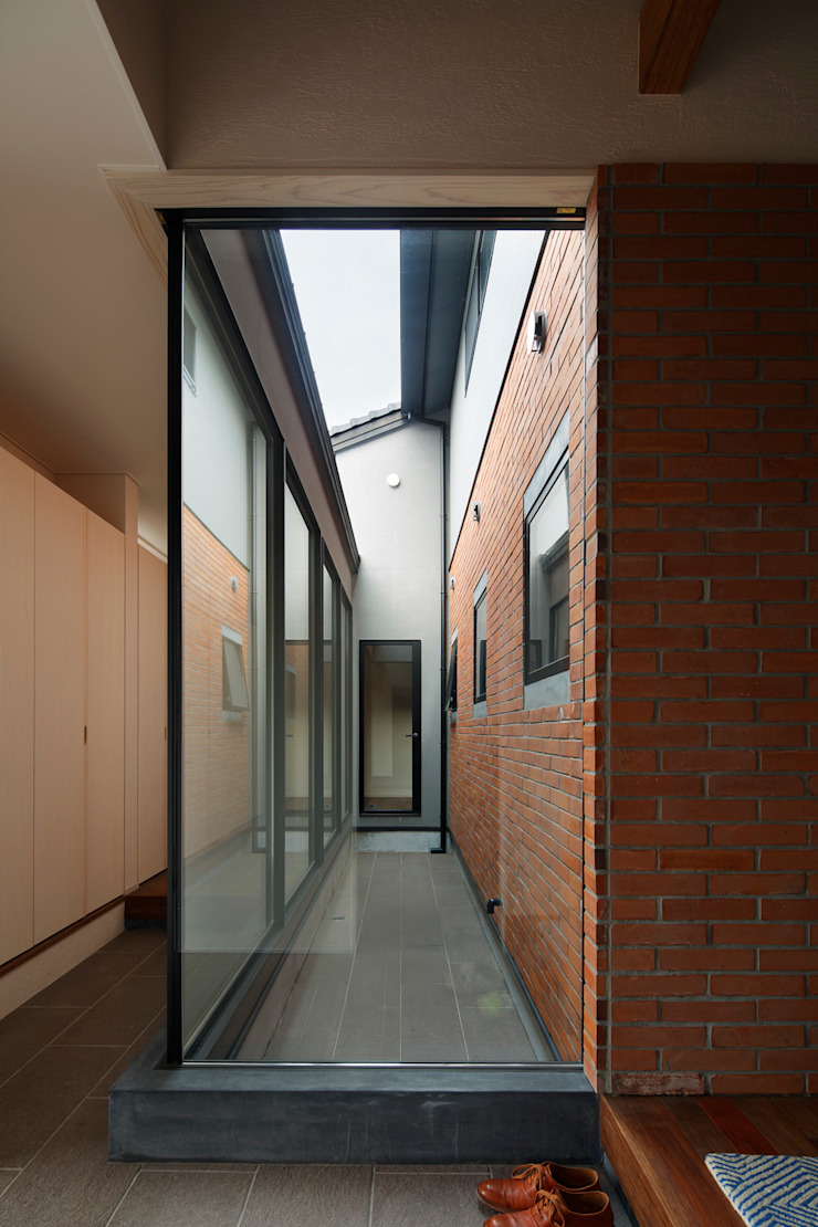 菊陽の家 モダンな庭 の アートレ建築空間 一級建築士事務所 モダン
