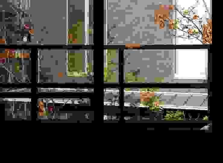 ARGA 姶良の雑木林の家 モダンデザインの テラス の 太田則宏建築事務所 モダン