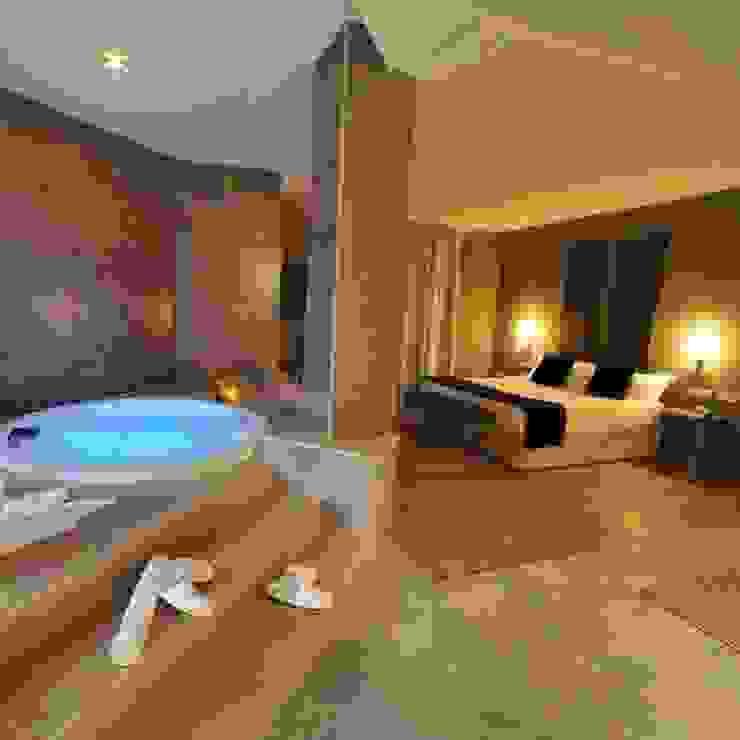 Bedroom by Arquitectos Culiacán,