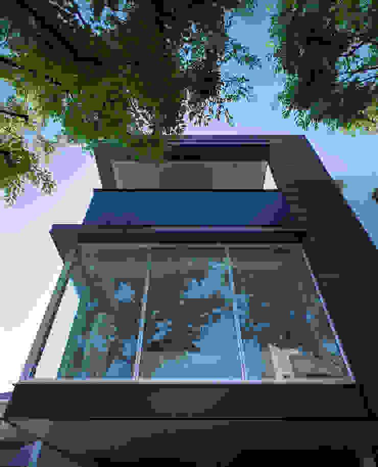 U邸 モダンな 家 の アートレ建築空間 一級建築士事務所 モダン