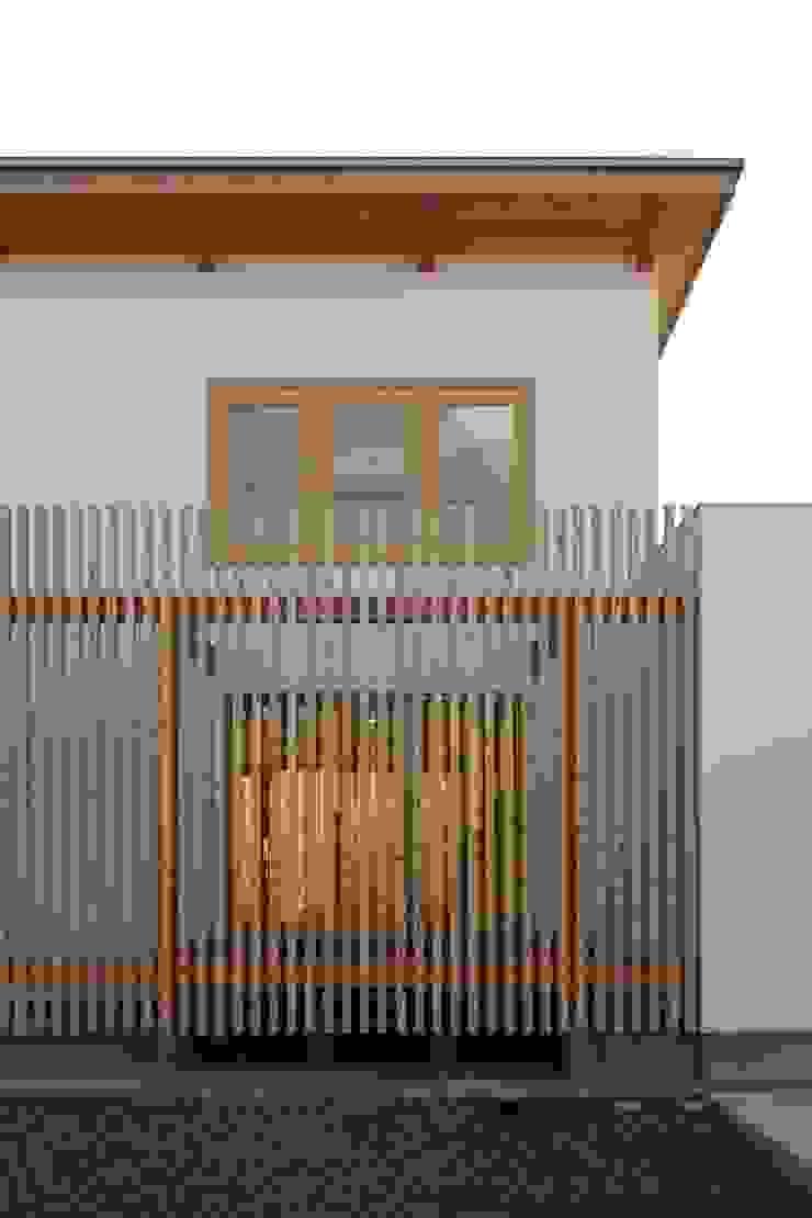 長尾台の家 日本家屋・アジアの家 の 吉田慎二/建築・計画ワイズスタジオ 和風